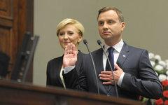 Президент Польши Анджей Дуда. Фото с сайта prezydent.pl