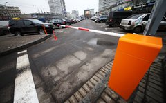 Платная парковка на Арбате © KM.RU, Алексей Белкин