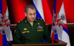 Фото Управления пресс-службы и информации Министерства обороны РФ