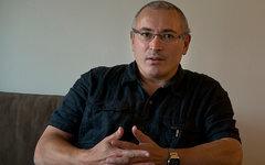 Михаил Ходорковский. Фото с сайта khodorkovsky.ru