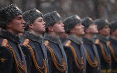 55-летие Почетного караула России © KM.RU, Кирилл Зыков