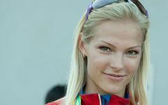 Дарья Клишина. Фото Erik van Leeuwen с сайта wikipedia.org