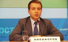 Николай Никифоров. Фото с сайта minsvyaz.ru