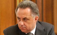 Виталий Мутко. Фото с сайта government.ru