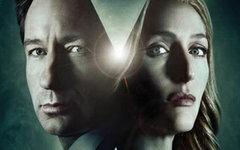 Фрагмент постера к сериалу «Секретные материалы»