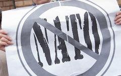 Акция протеста против создания базы НАТО © KM.RU, Кирилл Зыков