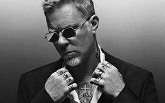 Джеймс Хэтфилд. Фото с офстраницы Metallica в Facebook