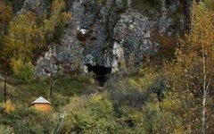 Денисова пещера Фото: пресс-служба Президиума СО РАН