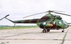 Вертолет Ми-2, фото rusarmy.com