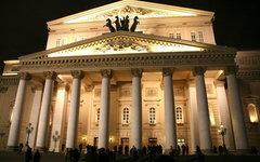 Большой театр. Фото с сайта pixabay.com