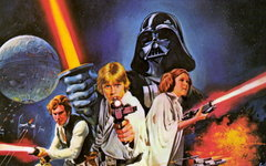 Постер к фильму «Звёздные войны: Эпизод 4 – Новая надежда»