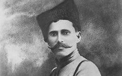 Василий Чапаев. Фото с сайта wikipedia.org