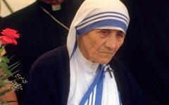 Мать Тереза. Фото с сайта wikipedia.org