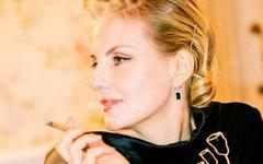 Рената Литвинова. Фото с офстраницы в Facebook