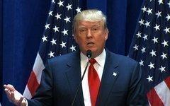 Дональд Трамп. Стоп-кадр с видео на YouTube
