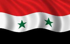 Флаг Сирии. Изображение с сайта mega-flags.com