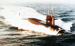 Подводная лодка James Madison. Фото с сайта wikipedia.org