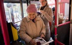 Турникет автобуса © KM.RU