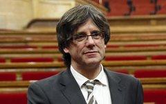 Карлес Пучдемон. Фото с сайта wikimedia.org