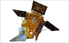 Sentinel-5 Precursor. Фото SkywalkerPL с сайта wikimedia.org