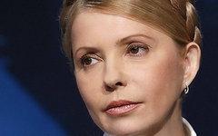 Юлия Тимошенко. Фото с офстраницы в Facebook
