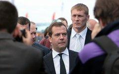 Председатель Правительства РФ Дмитрий Медведев © KM.RU, Алексей Белкин