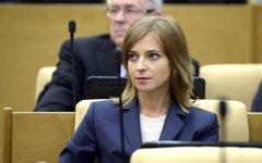 Наталья Поклонская. Фото с сайта kremlin.ru