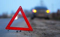 Знак аварийной остановки © KM.RU, Алексей Белкин