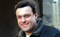 Олег Тягнибок. Фото Russianname с сайта wikimedia.org