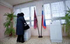 Выборы президента РФ © KM.RU, Кирилл Зыков