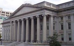 Здание Министерства финансов США. Фото Joebengo с сайта wikimedia.org