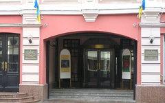 Здание украинского культурного центра в Москве. Фото с сайта wikipedia.org