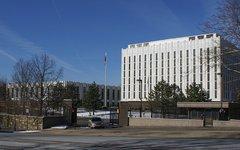 Посольство России в Вашингтоне. Фото с сайта wikipedia.org