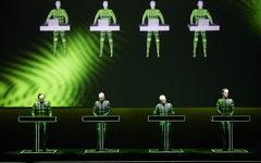 Kraftwerk. Фото Peter Boettcher предоставлено организаторами концерта