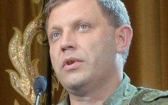 Александр Захарченко Фото Андрей Бутко с сайта wikimedia.org