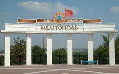 Колоннада на площади Победы. Фото с сайта wikimedia.org