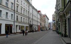 Столешников переулок. Фото wikipedia.org