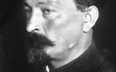 Феликс Дзержинский. Фото с сайта wikipedia.org