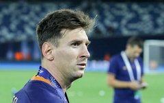 Лионель Месси. Фото с сайта Football.ua