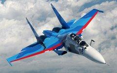 Су-30. Фото с сайта wikipedia.org