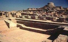 Развалины Мохенджо-Даро. Фото M.Imran с сайта wikimedia.org