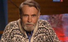 Владимир Маканин. Стоп-кадр из телепередачи