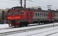 Пассажирский поезд © KM.RU, Алексей Белкин