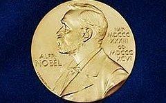 Медаль Нобелевского лауреата. Фото с сайта nobelprize.org