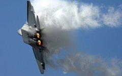 Lockheed Martin F-22 Raptor. Фото с сайта af.mil