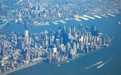 Вид на Манхэттен. Фото с сайта wikipedia.org