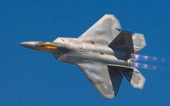F-22 Raptor. Фото с сайта  wikipedia.org