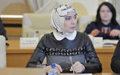Айна Гамзатова. Фото с сайта riss.ru