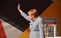 Ангела Меркель. Фото с сайта Pixabay.com