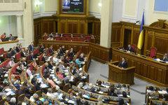 Верховная Рада Украины. Фото с сайта rada.gov.ua